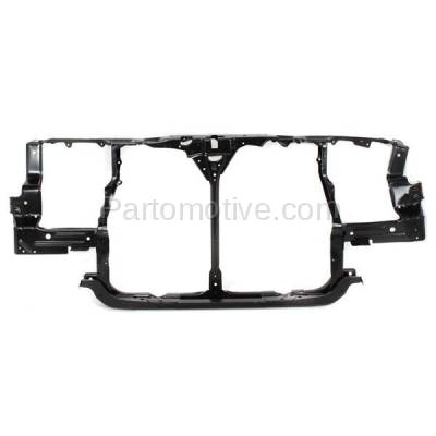 Aftermarket Replacement - RSP-1001 2001-2006 Acura MDX (Base, Touring) 3.5 Liter V6 (Sport Utility 4-Door) Front Center Radiator Support Core & Tie-Bar Assembly Primed Made of Steel