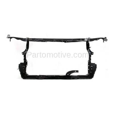 Aftermarket Replacement - RSP-1734 2007-2011 Toyota Camry (Base, CE, Hybrid, LE, SE, XLE) (Japan Built) Front Center Radiator Support Core Assembly Primed Steel