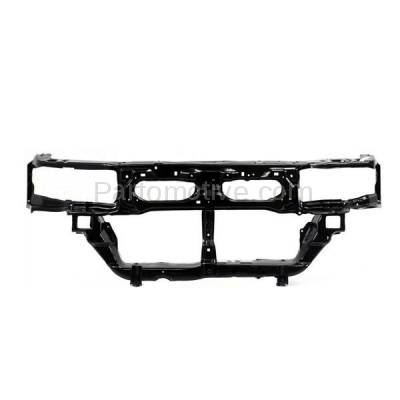 Aftermarket Replacement - RSP-1567 1999-2001 Mitsubishi Galant (DE, ES, GTZ, LS) Sedan 4-Door (2.4 & 3.0 Liter Engine) Front Center Radiator Support Core Assembly Steel