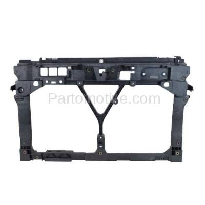 Aftermarket Replacement - RSP-1490 2012 Mazda 5 (Grand Touring, GS, GT, Sport, Touring) Passanger Van 2.5L Front Center Radiator Support Core Assembly Primed Plastic