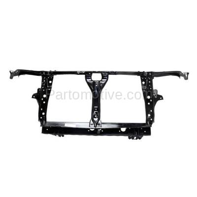 Aftermarket Replacement - RSP-1695 2015-2018 Subaru WRX & WRX STi (Sedan 4-Door) (2.0 & 2.5 Liter) Front Center Radiator Support Core Assembly Primed Made of Steel