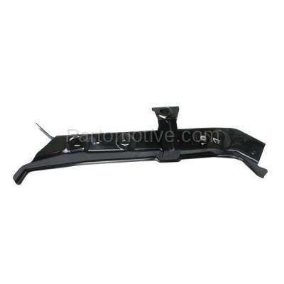 Aftermarket Replacement - RSP-1631L 2014-2018 Nissan Rouge (S, SL, SV & Hybrid) Front Radiator Support Upper Tie Bar Bracket Panel Primed Made of Steel Left Driver Side
