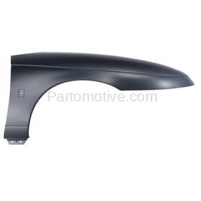 Aftermarket Replacement - FDR-1635R 96-99 S-Series Front Fender Quarter Panel Passenger Side RH GM1241250 21111174