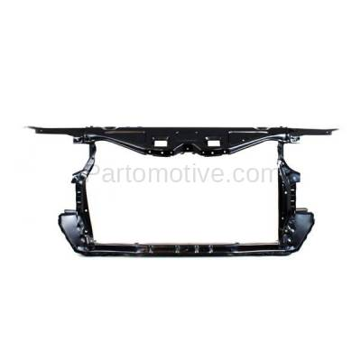 Aftermarket Replacement - RSP-1794 2004-2008 Toyota Solara (SE, SLE, Sport) Convertible & Coupe (2.4L & 3.3L) Front Center Radiator Support Core Assembly Primed Steel