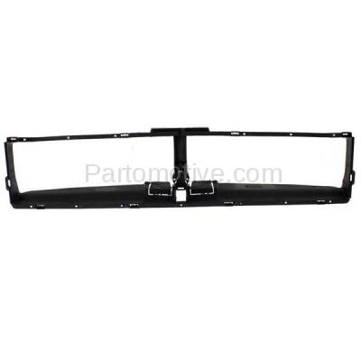 Aftermarket Replacement - RSP-1047 11-16 5-Series Sedan (with M Package) Front Radiator Support Air Intake Duct Insert Center Vent Filler