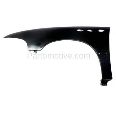 Aftermarket Replacement - FDR-1552L 03-05 Park Avenue Front Fender Quarter Panel Left Driver Side GM1240300 88956399