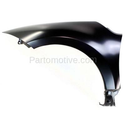 Aftermarket Replacement - FDR-1234L 07-12 Eclipse Front Fender Quarter Panel Left Driver Side LH MI1240169 5220B681