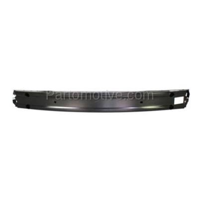 Aftermarket Replacement - BRF-1169FC 2009-2019 Ford Flex, 2009-2016 Lincoln MKS & 2010-2019 Taurus, MKT Front Bumper Impact Face Bar Crossmember Reinforcement Steel