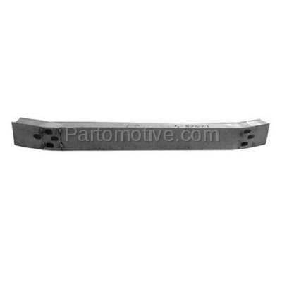 Aftermarket Replacement - BRF-1552FC 2006-2013 Lexus IS250 IS350 (Sedan) & 2010-2015 IS250C IS350C (Convertible) Front Bumper Crossmember Bar Reinforcement Aluminum