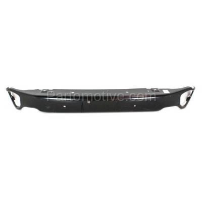 Aftermarket Replacement - BRF-1238FC 2004-2007 Buick Rainier & 2002-2009 Chevrolet/GMC Trailblazer/Envoy & 2005-2009 Saab 9-7x Front Bumper Crossmember Reinforcement Steel