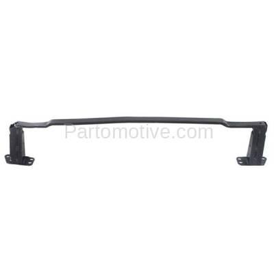 Aftermarket Replacement - BRF-1279FC 2012-2019 Chevrolet Sonic (Hatchback & Sedan 4-Door) Front Lower Bumper Impact Face Bar Crossmember Reinforcement Primed Steel