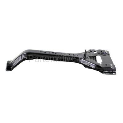 Aftermarket Replacement - RSP-1625 2008-2013 Nissan Rogue & 2014-2015 Rouge Select 2.5L Front Radiator Support Center Hood Latch Support Brace Bracket Primed Steel