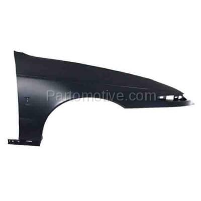 Aftermarket Replacement - FDR-1416R 00-02 L-Series Front Fender Quarter Panel Passenger Side RH GM1241280 22682618