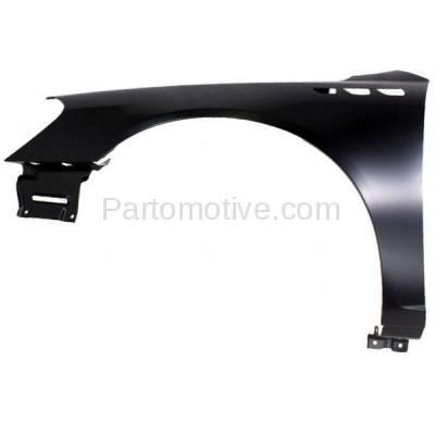 Aftermarket Replacement - FDR-1446L 06-11 Lucerne CX/CXL Front Fender Quarter Panel Driver Side GM1240331 25833737