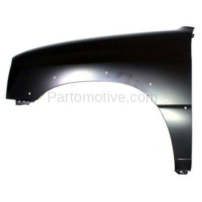 Aftermarket Replacement - FDR-1372L 99-05 Grand Vitara Front Fender Quarter Panel Driver Side SZ1240111 5880065822