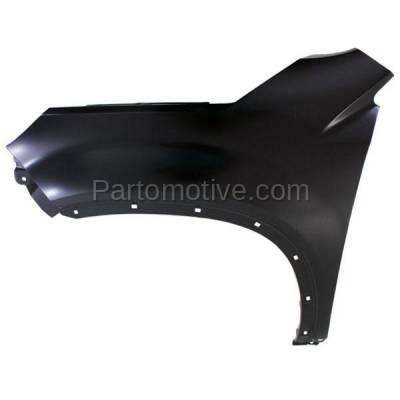 Aftermarket Replacement - FDR-1706L Front Fender Quarter Panel Driver Side LH For 12-15 Sorento KI1240139 663111U001