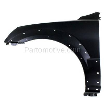 Aftermarket Replacement - FDR-1702L Front Fender Quarter Panel Driver Side LH For 03-09 Sorento KI1240112 663113E121