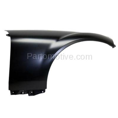 Aftermarket Replacement - FDR-1524R 06-15 Miata MX5 Front Fender Quarter Panel Passenger Side MA1241176 NE5152110C
