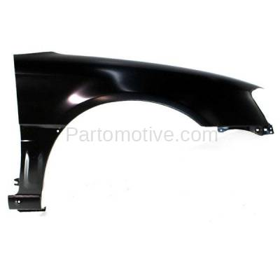 Aftermarket Replacement - FDR-1542R 00-04 Outback Front Fender Quarter Panel Passenger Side RH SU1241122 57120AE06A