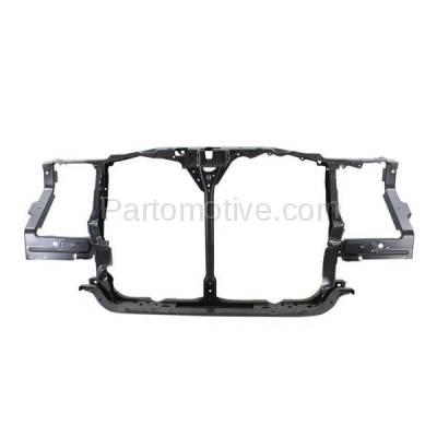 Aftermarket Replacement - RSP-1377 2003-2004 Honda Pilot (EX, LX) Sport Utility 4-Door (3.5 Liter V6 Engine) Front Center Radiator Support Core Assembly Primed Steel