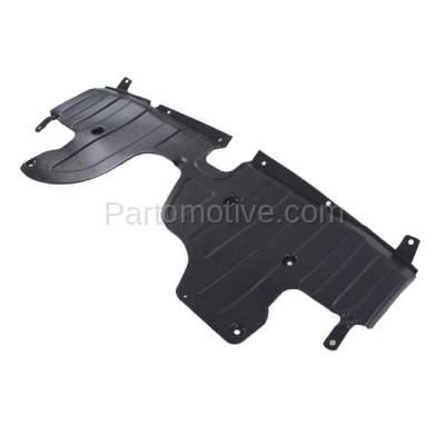 Aftermarket Replacement - ESS-1353C CAPA For Engine Splash Shield Under Cover Undercar For 11-13 Sorento 291101U200
