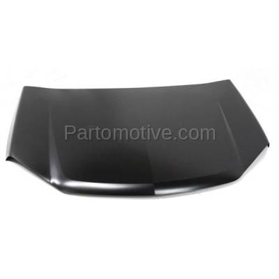 Aftermarket Replacement - HDD-1272 2005-2009 Chevy Equinox (LS, LT, LTZ, Sport) 3.4 & 3.6 Liter V6 Engine Front Hood Panel Assembly Primed Steel