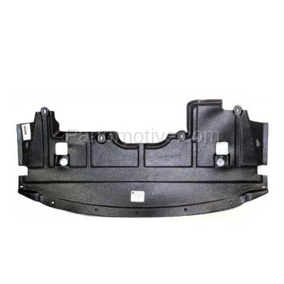 Aftermarket Replacement - ESS-1534C CAPA For Front Engine Splash Shield Under Cover For 07-09 Altima & 09-14 Maxima