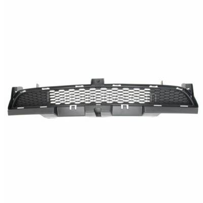 Aftermarket Replacement - GRL-1213C CAPA 11-14 Charger Lower Front Bumper Insert Face Bar Grill Grille CH1036113