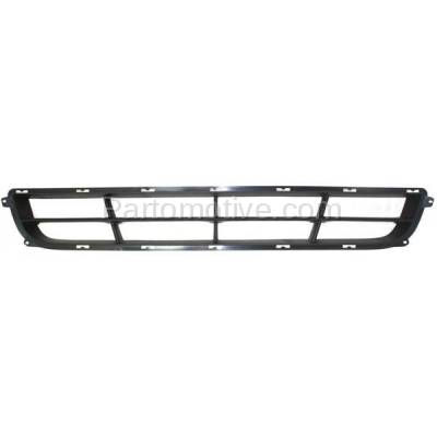 Aftermarket Replacement - GRL-1879C CAPA Front Lower Bumper Grill Grille HY1036104 865613K000 Fits 06-08 Sonata
