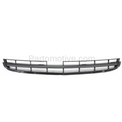 Aftermarket Replacement - GRL-1741C CAPA 08-10 Vue XE/XR Front Lower Grill Grille Gray Shell GM1200598 96660538