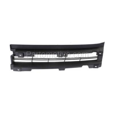 Aftermarket Replacement - GRL-1024LC CAPA 13-15 Accord 4-Door Sedan Front Grill Grille Insert Driver Side LH