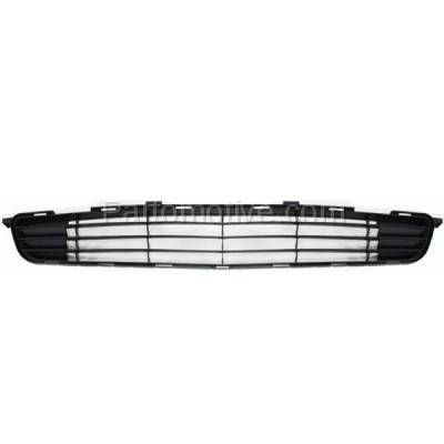 Aftermarket Replacement - GRL-2374C CAPA NEW 09-10 Corolla Front Lower Bumper Grill Grille TO1036111 5311202120