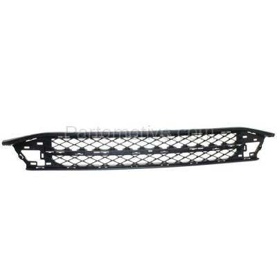 Aftermarket Replacement - GRL-1806C CAPA 14 15 16 Odyssey Front Lower Bumper Grill Grille HO1036119 71102TK8A50