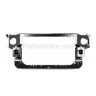 Aftermarket Replacement - RSP-1213 1999-2004 Ford Mustang (Convertible & Coupe 2-Door) (V6/V8) Front Center Radiator Support Core Assembly Primed Made of Steel