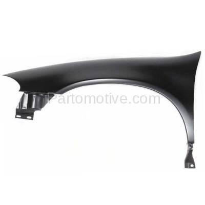 Aftermarket Replacement - FDR-1400L 98-04 Intrepid Front Fender Quarter Panel Left Driver Side CH1240220 5003065AC