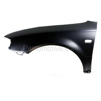 Aftermarket Replacement - FDR-1556L 98-01 VW Passat Front Fender Quarter Panel Left Driver Side VW1240127 3B0821105C