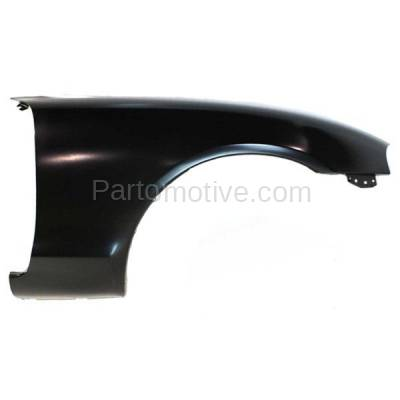Aftermarket Replacement - FDR-1500R 99-05 Miata Front Fender Quarter Panel Right Passenger Side MA1241138 NCY052110F