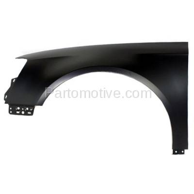 Aftermarket Replacement - FDR-1554L 06-10 VW Passat Front Fender Quarter Panel Left Driver Side VW1240136 3C0821021