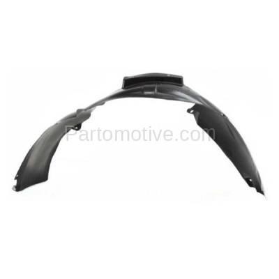 Aftermarket Replacement - IFD-1161L 07-12 Caliber Front Splash Shield Inner Fender Liner Panel Driver Side CH1250131