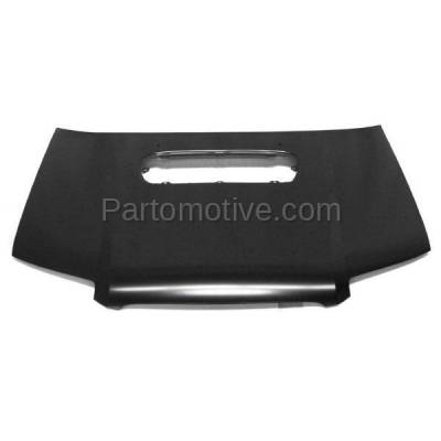 Aftermarket Replacement - HDD-1639 2006-2008 Subaru Forester (2.5 XT, Sports 2.5 XT, XT Limited) 2.5L Turbo (Wagon 4-Door) Front Hood Panel Assembly Primed Steel
