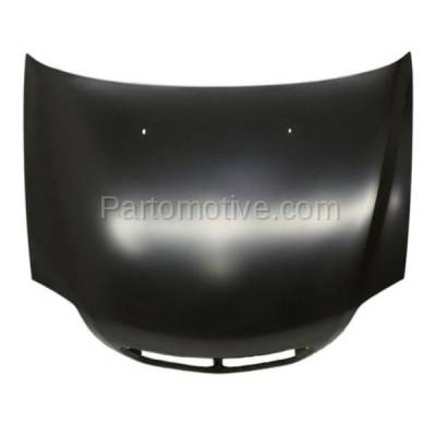 Aftermarket Replacement - HDD-1172 2000-2005 Mercury Sable (GS, LS, LS Premium, Platinum Edition) 3.0L (Sedan & Wagon) Front Hood Panel Assembly Primed Steel