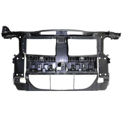 Aftermarket Replacement - RSP-1056 2012-2015 BMW X1 (2.0 & 3.0 Liter Engine) (with M Package) Front Center Radiator Support Core Assembly Primed Made of Plastic & Steel