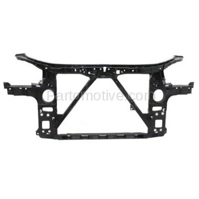 Aftermarket Replacement - RSP-1026 2007-2015 Audi Q7 (Base, Premium, Prestige, Progressive, Sport, TDI) Front Radiator Support Core Panel Assembly Primed Made of Steel