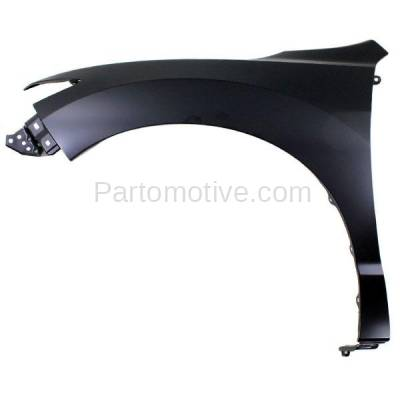 Aftermarket Replacement - FDR-1612L 13-17 RDX Front Fender Quarter Panel Left Driver Side LH AC1240125 60260TX4A91ZZ
