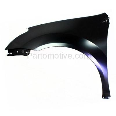 Aftermarket Replacement - FDR-1622L Front Fender Quarter Panel Left Driver Side For 11-15 Rogue NI1240198 F3113JM0MA