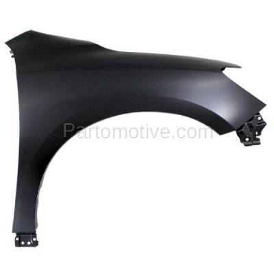 Aftermarket Replacement - FDR-1558R Front Fender Quarter Panel Right Side For 13-15 Pathfinder NI1241208 631003KA0B