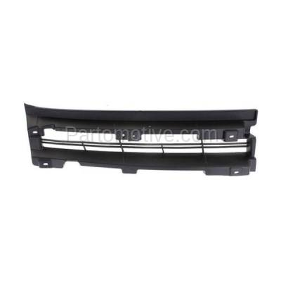 Aftermarket Replacement - GRL-1024R 13-15 Accord 4-DR Sedan Front Grill Grille Insert Assembly Right Passenger Side