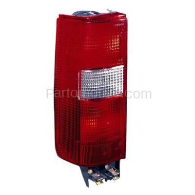 Tlt 1027l Volvo 850 V70 Wagon Taillight Taillamp Rear