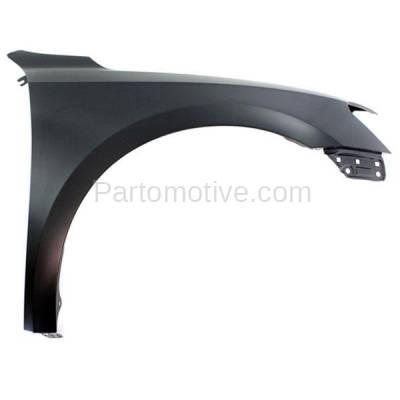 Aftermarket Replacement - FDR-1555R 12-15 VW Passat Front Fender Quarter Panel Passenger Side RH VW1241145 561821022