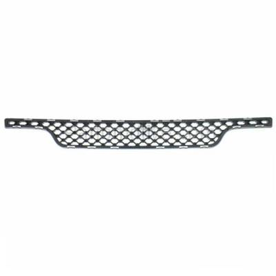 Aftermarket Replacement - GRL-1219C CAPA 11 12 13 Durango Front Bumper Face Bar Insert Grill Grille 68089175AA